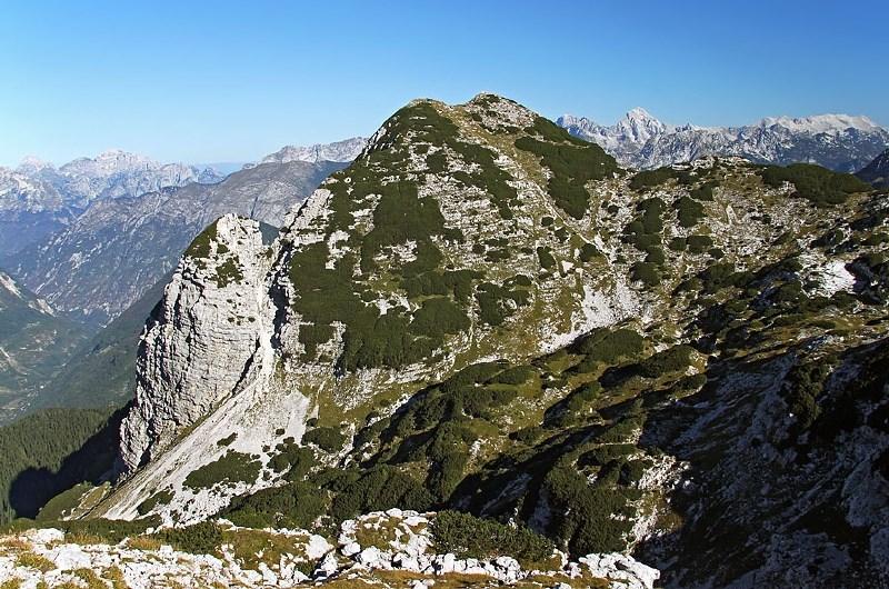 Nesreča v gorah: Usodna je bila Velika Baba