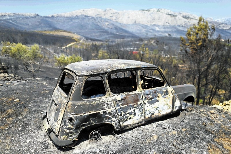 Hrvaški požari