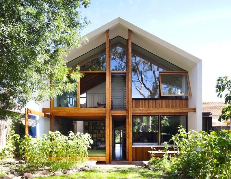 Dober pasivni dizajn naredi hišo energijsko varčno in prijetnejšo za bivanje