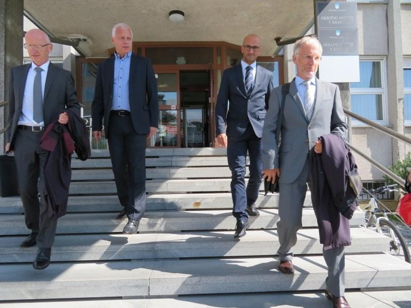Drago Kos in sodnik v zadevi Balkanski bojevnik sta se dogovorila glede razžalitve