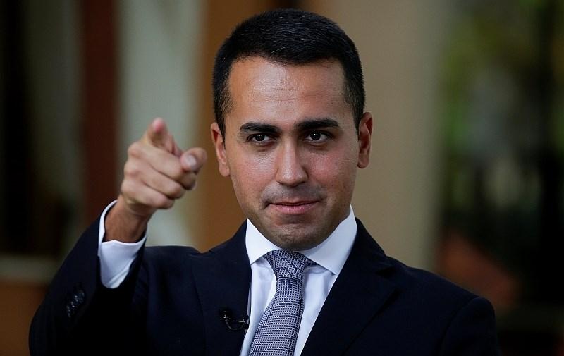 31-letni Di Maio je novi vodja in kandidat Gibanja pet zvezd za premierja