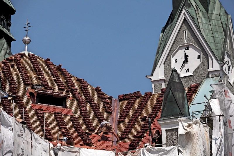 Strehe v izrednih razmerah: odločilna sta dobra izvedba in način montaže