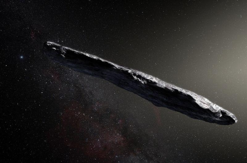 Znanstveniki analizirali prvi asteroid, ki je k nam prišel iz drugega osončja