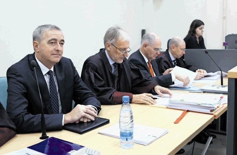 Nekdanji pravosodni minister Aleš Zalar si ne želi sojenja v Ljubljani