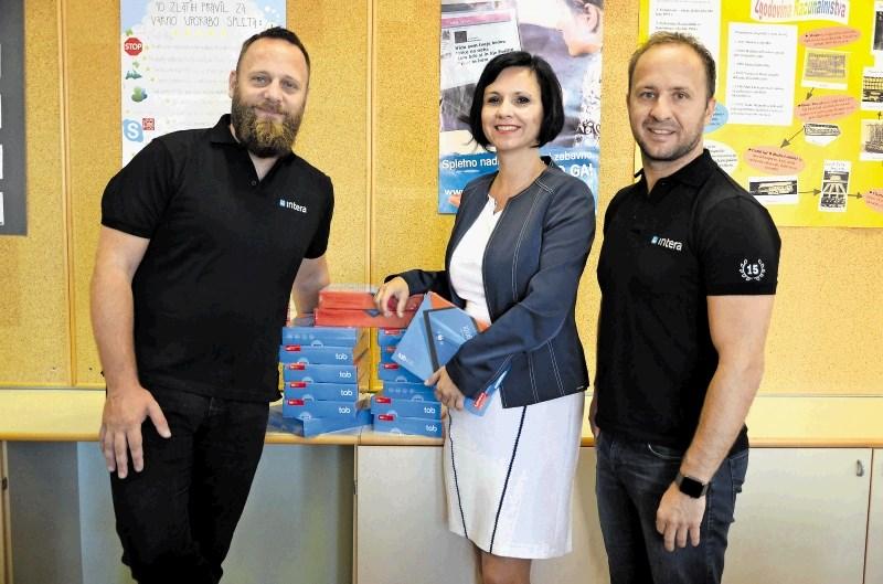 Intera prvo slovensko podjetje v mreži Pledge 1 %