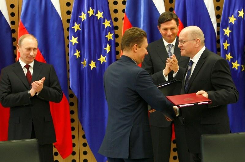 Evropa je odvisna od ruskega plina bolj kot kdajkoli prej