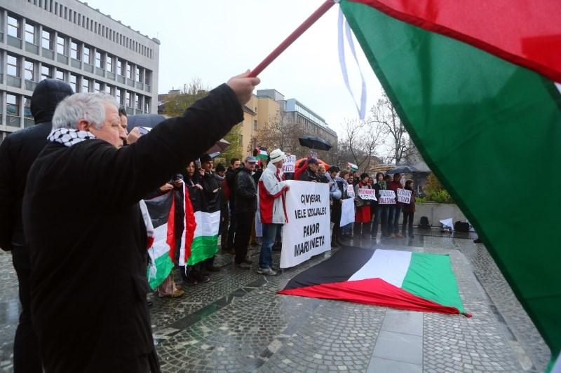 Abas pozval članice EU k hitremu priznanju Palestine