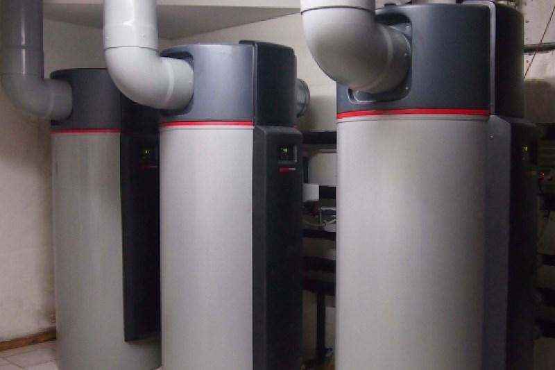 Oglasno sporočilo: Sodobna toplotna črpalka za večje porabnike tople vode