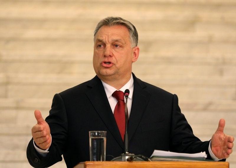 Viktor Orban o tem, da se nad Evropo zgrinjajo temni oblaki