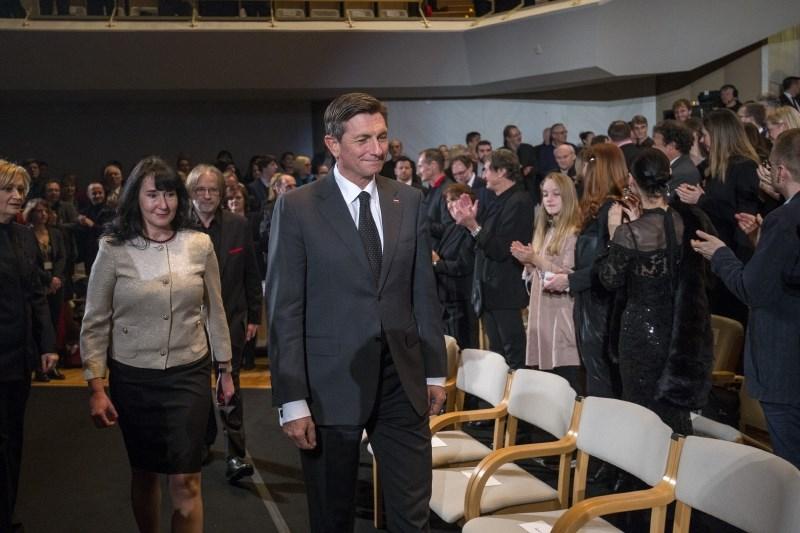 Pahor: Kosovo eno od vprašanj, kjer imata Slovenija in Srbija različna stališča