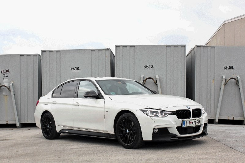 Vzporedni test: BMW serije 3 limuzina in lexus IS