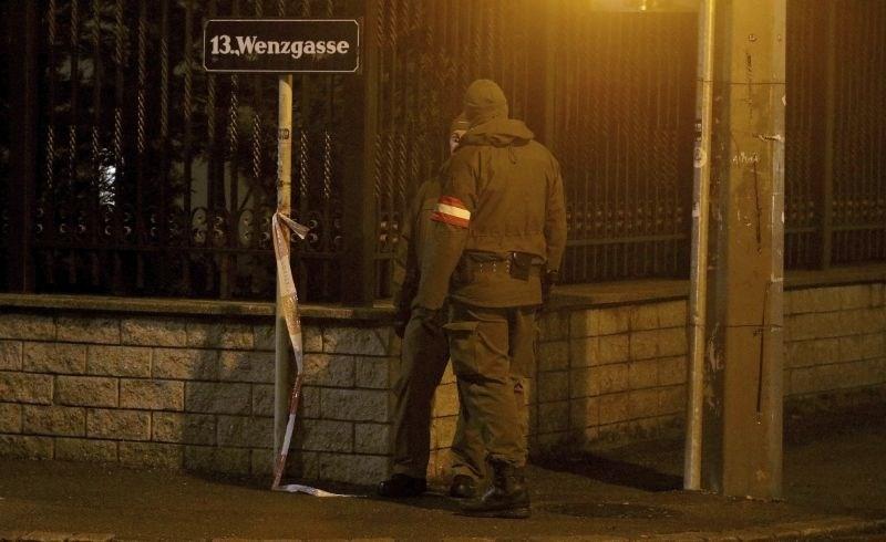 Napadalec pred rezidenco iranskega veleposlaništva na Dunaju je bil simpatizer političnega islama