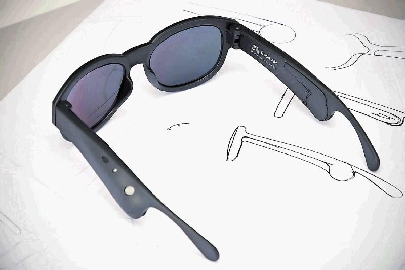 Očala, ki resničnost nadgradijo z zvokom