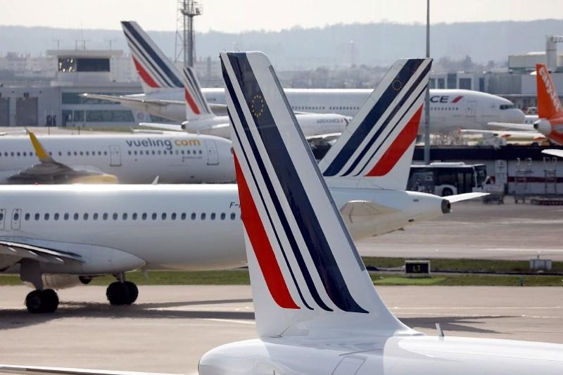 Air France zaradi stavke zaposlenih odpovedal četrtino letov