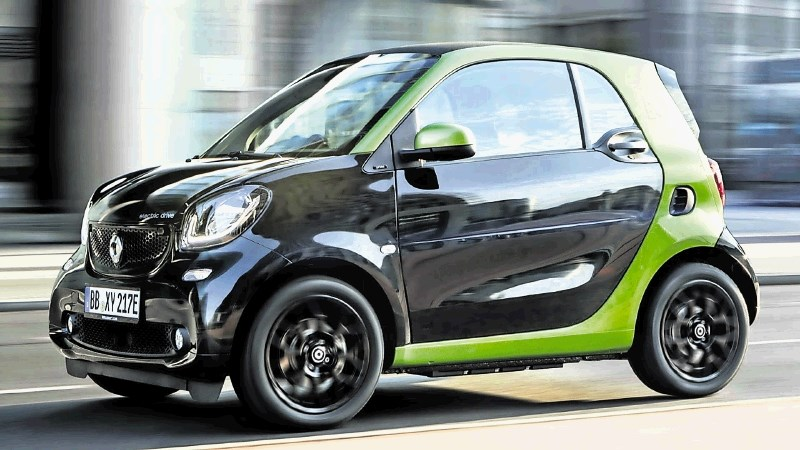 Najcenejši električni avtomobili pri nas