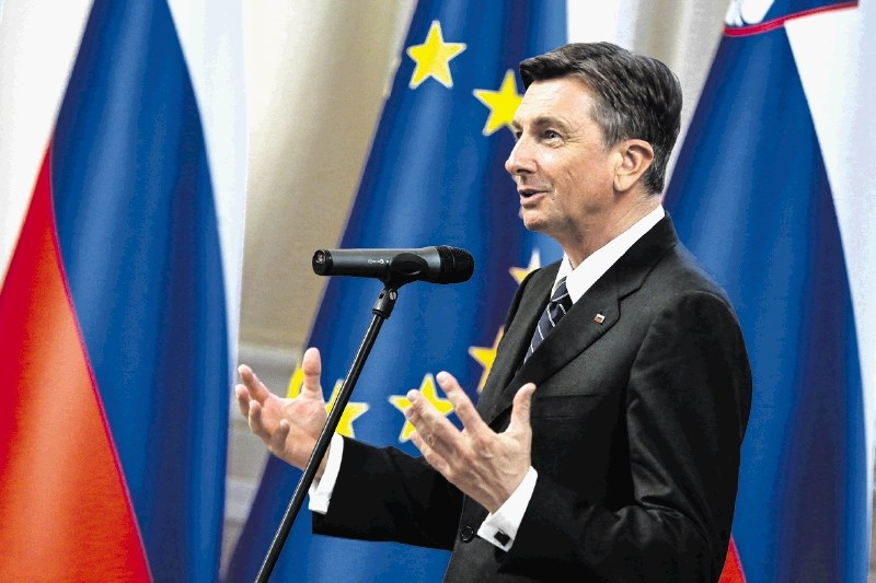 "Borut Pahor, britanski ""projekt Rusija"" in Slovenija, 1."