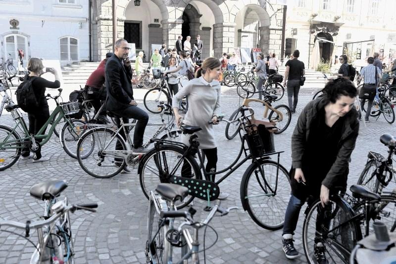 S tricikli v dveh letih prihranili štiri tone ogljikovega dioksida