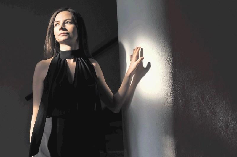 Nina Šenk z Berlinskimi filharmoniki na festivalu BBC Proms