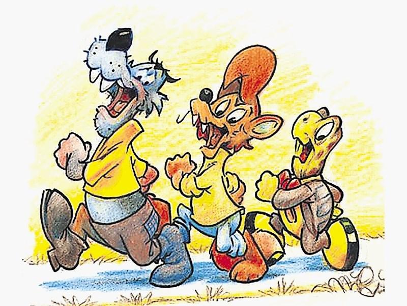 Slovo Mikija Mustra: Živel je otroške sanje   Dnevnik