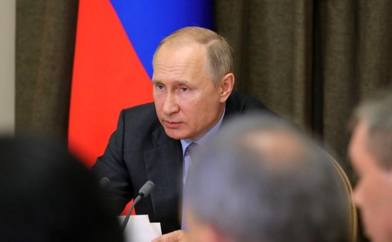 Putin: Ruske ladje bodo patruljirale ob sirski obali