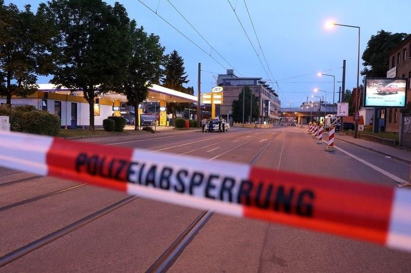 V Dresdnu je med deaktivacijo 250-kilogramske bombe odjeknila eksplozija