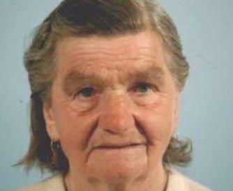 Pogrešajo 95-letno Marijo Korenak z območja Laškega