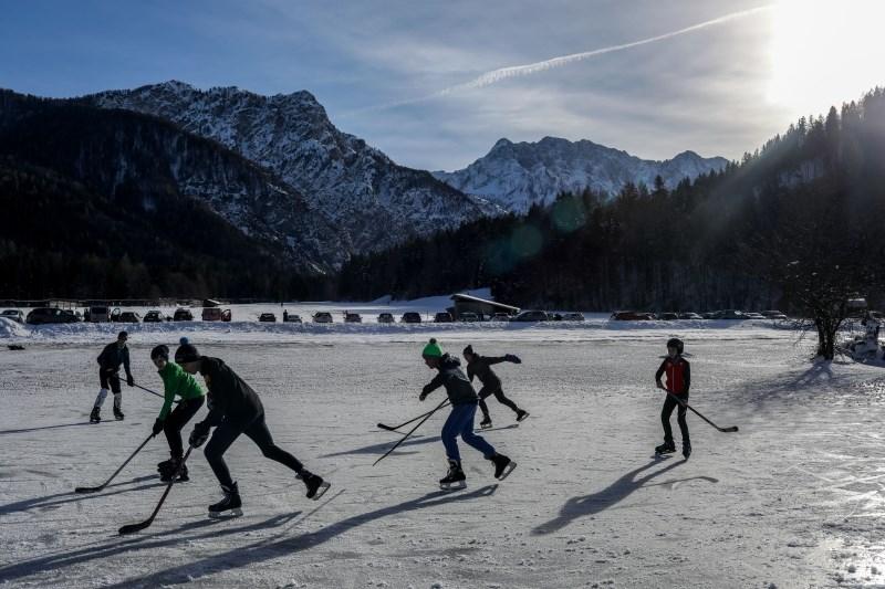 Slovenski otroci eni najbolj gibalno dejavnih na svetu