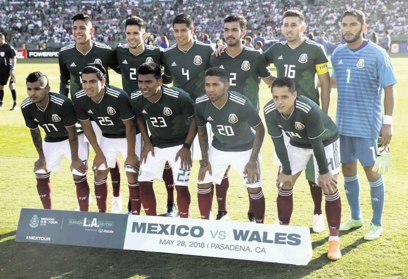 Predstavitev udeleženk – Mehika: Selektor zamenja ekipo za vsako tekmo