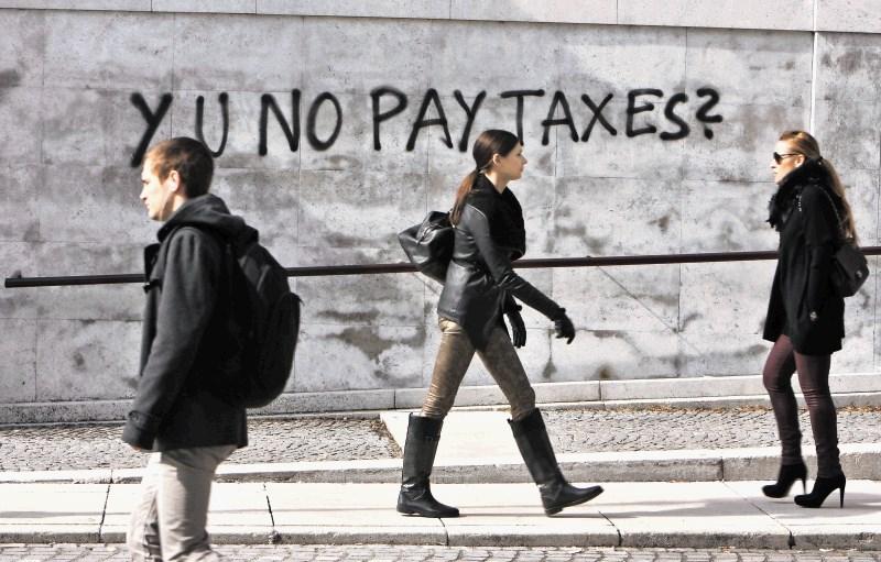 Politične stranke imajo različne poglede na prihodnjo davčno reformo