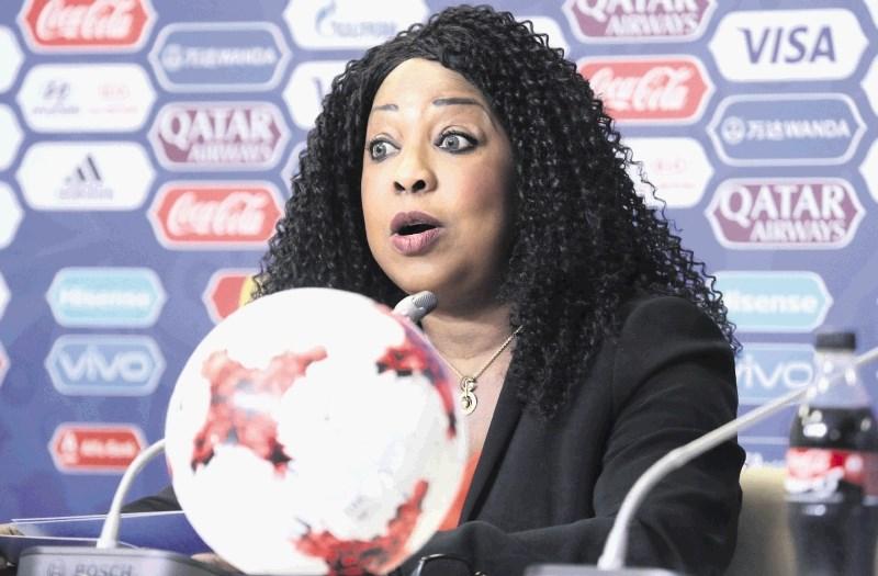 Najmočnejša ženska v svetu nogometa