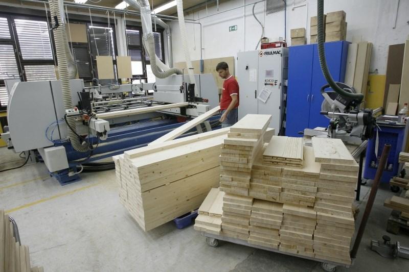 Slovenski podjetniški sklad objavil razpis za spodbude na področju razvoja lesarstva