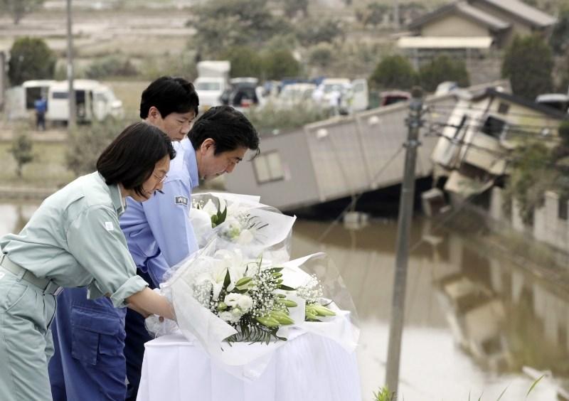 Na Japonskem še vedno narašča število žrtev poplav