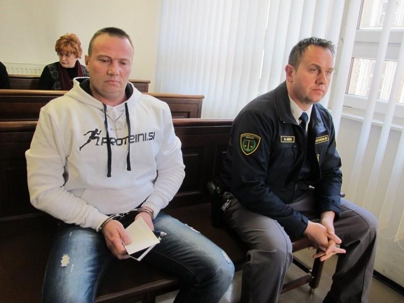 Za umor pred celjskim Citycentrom višji sodniki znižali kazen za šest let