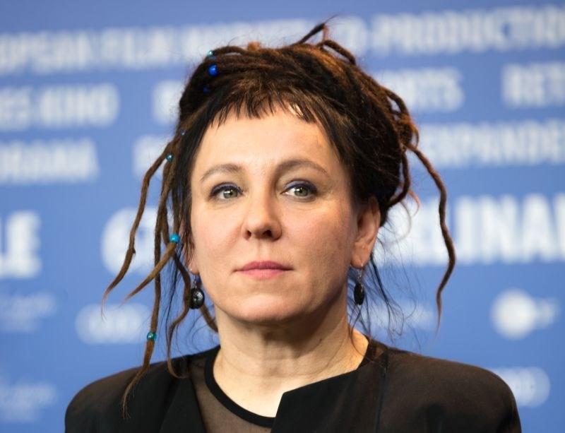 Olga Tokarczuk, poljska pisateljica: Na novo pisati svet