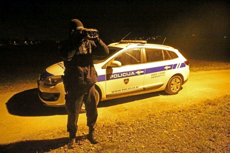 Koprski policisti prejšnji teden obravnavali več primerov prevoza ilegalcev čez mejo