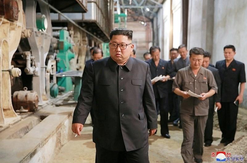Severna Koreja lani z največjim padcem BDP-ja v 20 letih