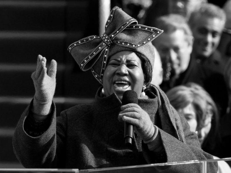 Umrla je Aretha Franklin, kraljica soula