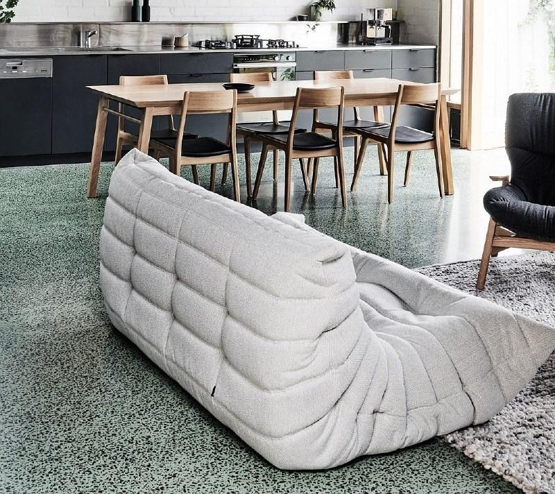 Teraco se vrača v interjer v novem sijaju: eleganten material, ki zdrži desetletja