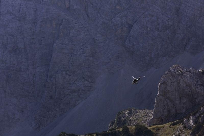 Policisti in gorski reševalci več ur na območju Kranjske Gore iskali ameriško državljanko