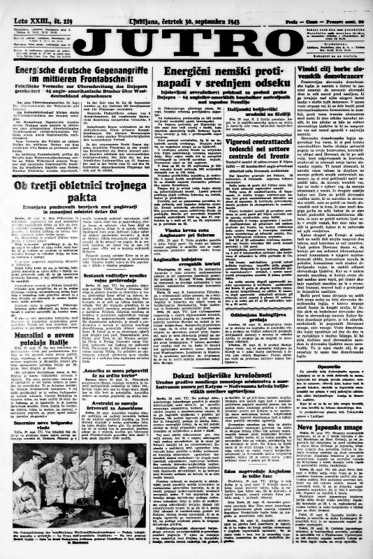 Zgodovinska fronta: Dokumentarne slike o sadizmu Stalinovih skruniteljev