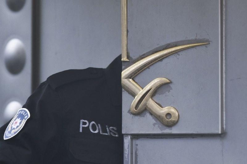 Turčija delila zvočne posnetke glede umora Hašokdžija z drugimi državami
