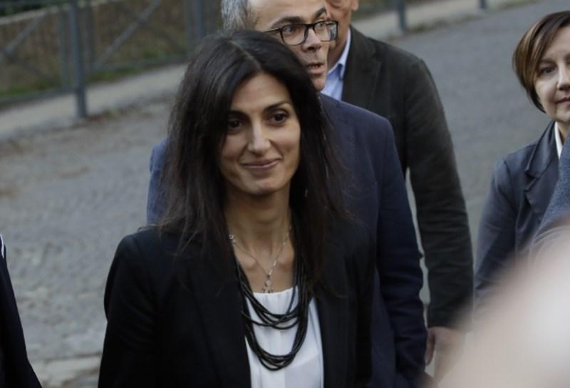 Rimska županja Raggi oproščena obtožb krivega pričanja