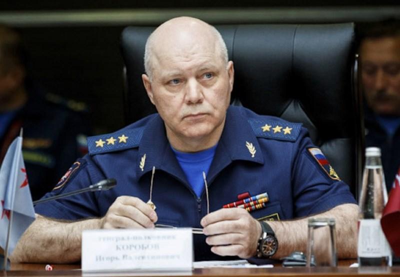 Umrl šef ruske vojaške obveščevalne službe GRU