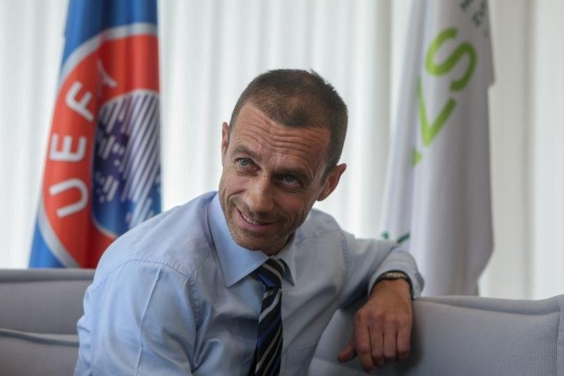 #v živo: Aleksander Čeferin o športu, politiki in novinarstvu