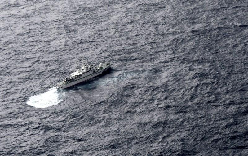 Po strmoglavljenju dveh vojaških letal pogrešajo pet ameriških marincev