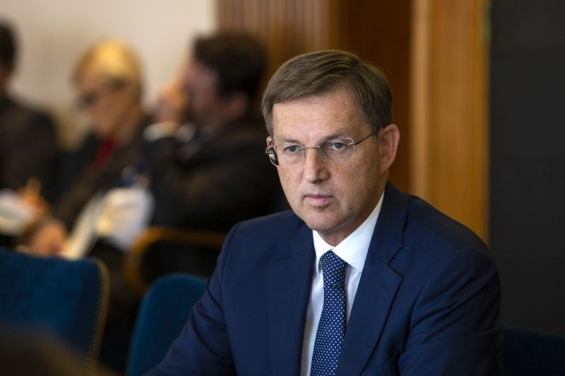 Cerar na zasedanju Ovseja pozval k umiritvi razmer v Azovskem morju
