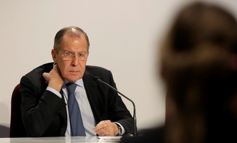 Lavrov zavrnil predlog o širitvi misije Ovseja na Azovsko morje