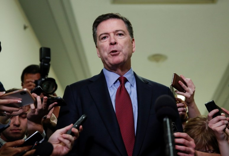Nekdanji direktor FBI prestal novo zaslišanje v odboru ameriškega kongresa