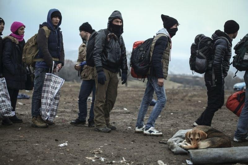 Human Rights Watch opozarja na nasilje hrvaških policistov nad migranti