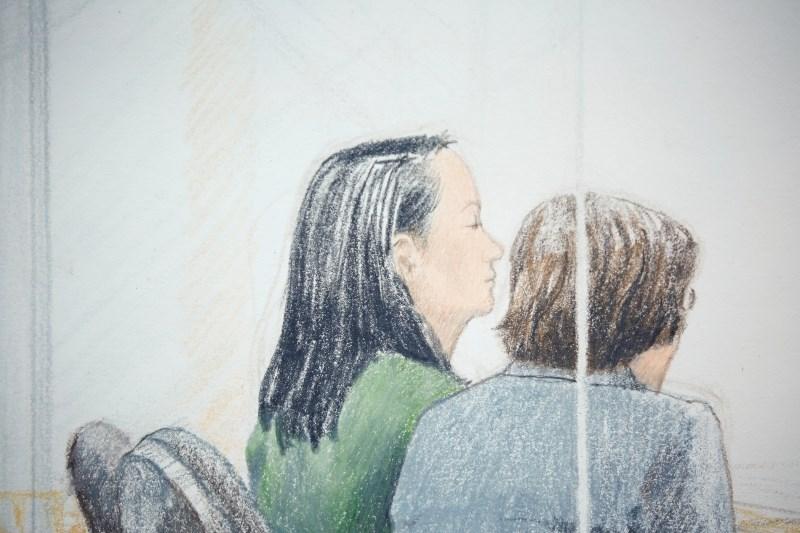 Kanadsko sodišče še brez odločitve o varščini za direktorico Huaweija